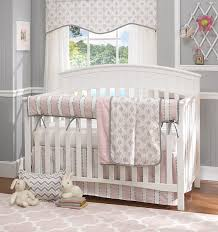 Gray Baby Crib Bedding Pink 4 Crib Bedding Set Twinkle Twinkle One