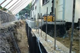 Reinforced Concrete Retaining Wall Design - Reinforced concrete wall design example