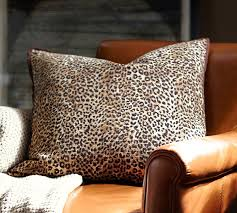 Pottery Barn Kilim Pillow Cover Cheetah Pillow Cover Pottery Barn