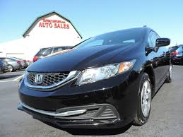 2014 used honda civic sedan 4dr cvt lx at conway imports serving