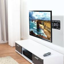 Led Tv Wall Mount With Shelves 37 60