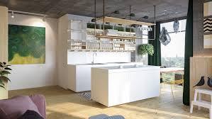 exemple cuisine moderne 1001 conseils et idées pour aménager une cuisine moderne blanche