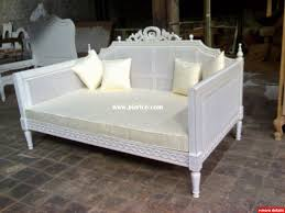 french furniture of white painted provincial furniture nightstands