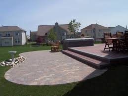 do it yourself paver patio decks and patios ideas and installation columbus decks