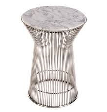 furniture delectable image of round glass top stainless steel