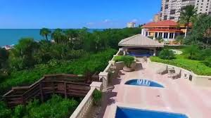 naples florida real estate 8477 bay colony dr youtube