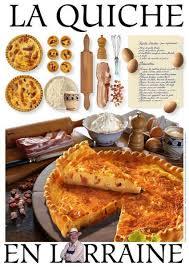 cuisine quiche lorraine lorraine cuisine fabulous voici donc luune de ses recettes pour