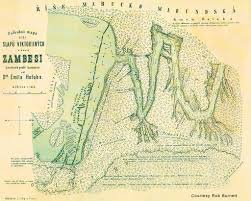 Lake Victoria Africa Map by Victoria Falls Facts The Colonial Explorers David Livingstone