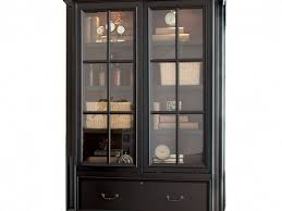 door glass front bookcase doherty house elegant glass front