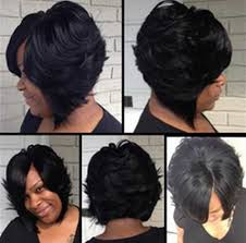 layered bob haircut african american short layered haircuts for black hair hair