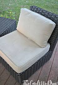 Cleaning Outdoor Furniture by How To Clean Your Patio Cushions Easily Hometalk