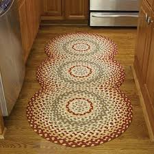 braided rug mill braided rug runner by park designs