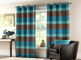 Turquoise And Brown Curtains Curtains With Turquoise Great Turquoise And Brown Curtains And