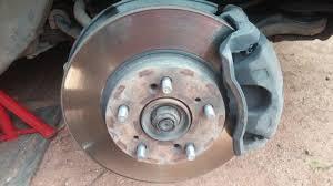2007 honda accord rotors replacement resurfacing of brake rotors on 2003 2007 accord