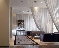 Fabric Room Divider Room Dividers At Hotel Auteuil Divider Fabric Room Dividers And