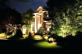 Backyard Lights Ideas Battery Operated Landscape Lights Gorgeous Globe Lighting Ideas