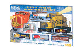 digital commander ho scale 00501 429 00 bachmann trains