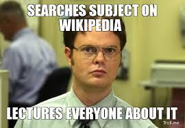 Wiki Meme - wiki my blog