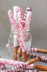 Where To Buy Chocolate Covered Pretzel Rods Chocolate Covered Pretzel Rods Simple Everyday Food