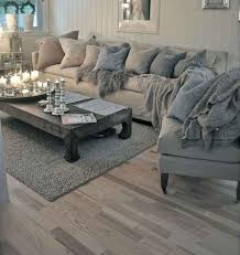 Gray Laminate Wood Flooring Grey Wood Laminate Flooring In Living Room With Wooden Table