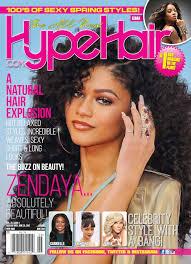 hype hair styles for black women zendaya coleman hype hair magazine cover zendaya shows off her