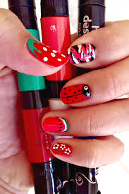 designs to do with nail art pens