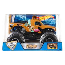 diecast monster jam trucks wheels monster jam scooby doo vehicle walmart com