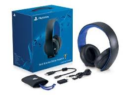 amazon ps4 games black friday amazon com playstation gold wireless stereo headset jet black