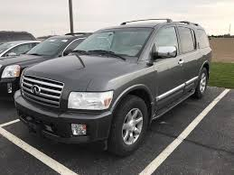 infiniti qx56 year changes silver infiniti qx56 in ohio for sale used cars on buysellsearch