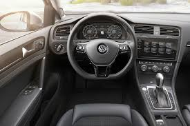 volkswagen dashboard seven things you need to know about the facelifted 2017 vw golf by