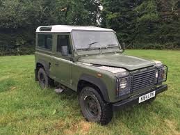 land rover 1992 1980 land rover defender civilian station wagon csw 90 1992 land