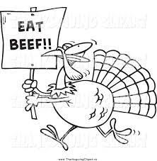 turkey drawings clip art 39