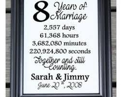 8th wedding anniversary 35th wedding anniversary cotton print 35th wedding gift 35