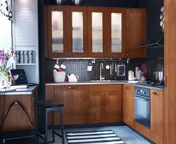 kitchen cabinet ideas small spaces wooden kitchen cabinets ideas for small space