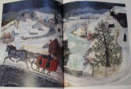 will moses christmas cards christmas books