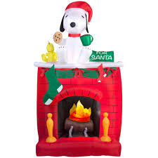 Home Depot Inflatable Christmas Decorations Peanuts Christmas Inflatables Outdoor Christmas Decorations