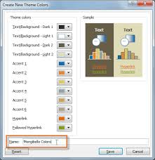 Powerpoint 2010 Modifying Themes Full Page Theme Ppt 2010
