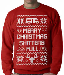 sweater merry shitters