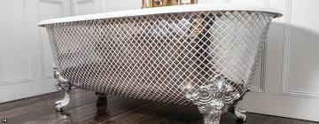 chadder co the home of classic baths fittings mosaic bath tub silver mosaic roll top bath vintage mosaic tub
