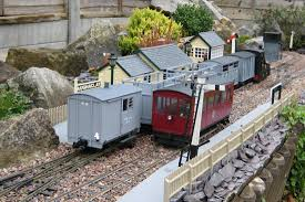 garden railway layouts peckforton light railway where did i get my ideas from