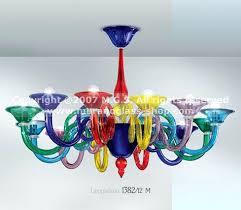 Multi Coloured Chandeliers Multi Coloured Glass Chandelier Multi Colored Chandeliers Made In