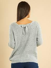 knit maternity sweater maternity blue kiabi 25 00eur