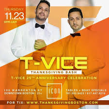 t vice live in boston 25th anniversary celebration