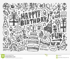 doodle sign up doodle birthday background from 36 million