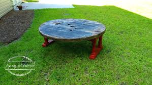 Wooden Spool Table For Sale Captivating Wire Reel Sales Contemporary Wiring Schematic