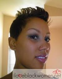 hairstyles for african noses short natural hairstyles for black women with big noses see lots