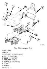 my front passenger side seat won u0027t recline forward or back i