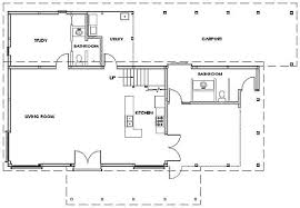 Floor Plans For Barn Homes Pole Barn House Plans Post Frame Flexibility