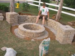 How To Build A Backyard Firepit Popular Backyard Pit Diy Ideas Lovely Outdoors Outdoor Patio