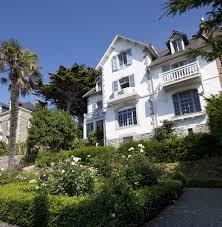 chambre d hote cote d armor bord de mer villa marguerite villa epoque avec vue sur à pléneuf val